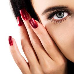 shellac nail varnish polish