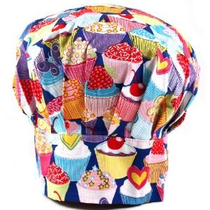 cupcake chef hat