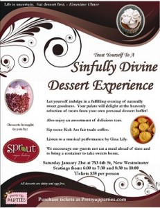 Post image for Sinfully Divine Dessert Experience – Vegan-Style!
