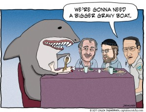 a bigger gravy boat jaws cartoon