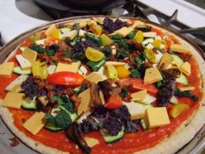 Post image for Dystopizza – A Post-Margaret Atwood Vegan Dinner