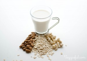 vegan calcium sources milk alternatives