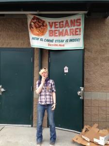 vegans beware