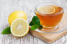iron-boosting meal plan lemon tea